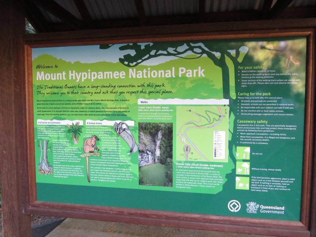 マウント・ハイピパミー国立公園