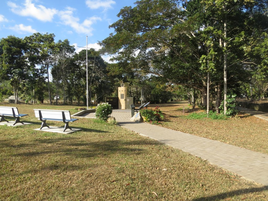 マウントモロイの公園