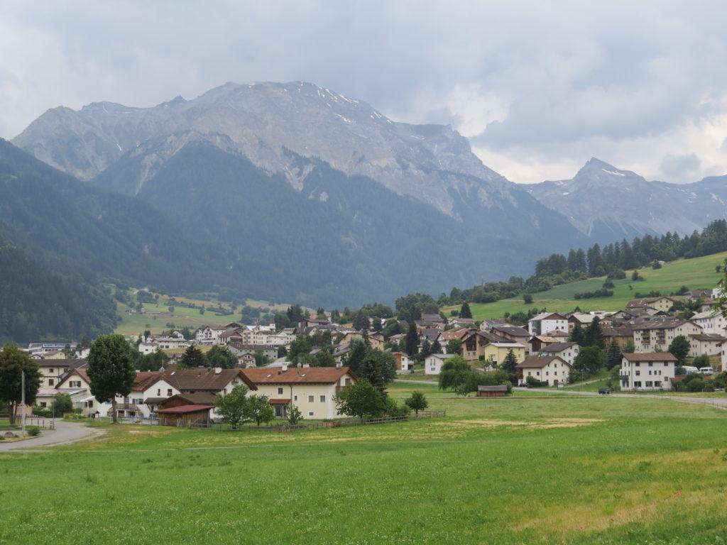 ミュスタイアの村