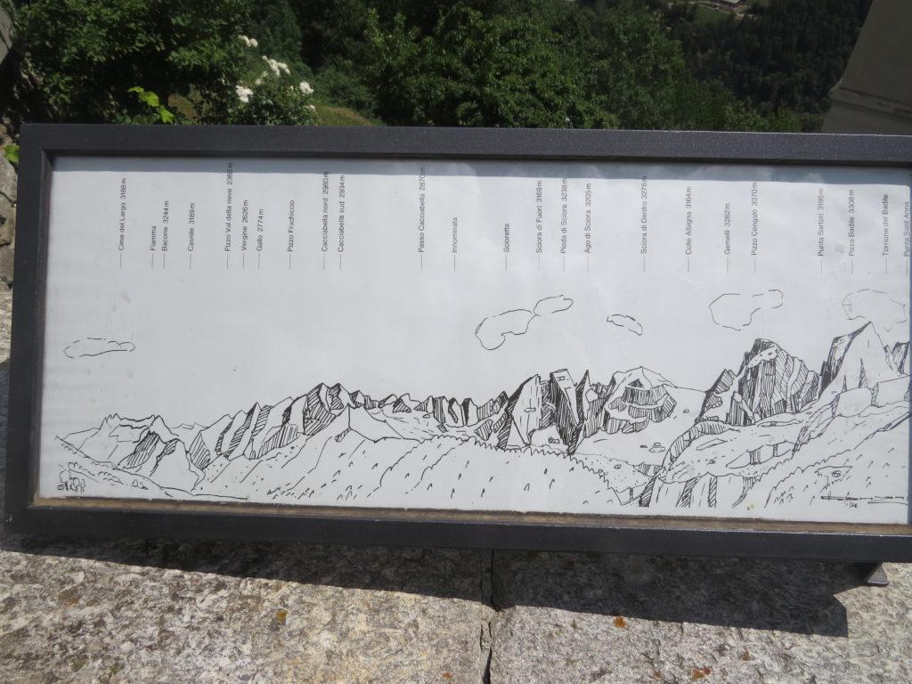 ソーリオから見える山々