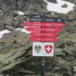 スイス・オーストリア国境